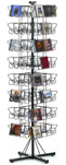 *Closeout* Rotating CD Floor Rack - 1752CD