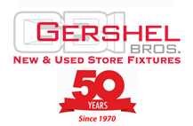 Gershel Brothers - New & Used Store Fixtures