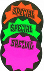 Hi Impact Circle Sign Cards SPECIAL - 42SA