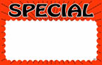 *Closeout* Sign Cards SPECIAL - 822