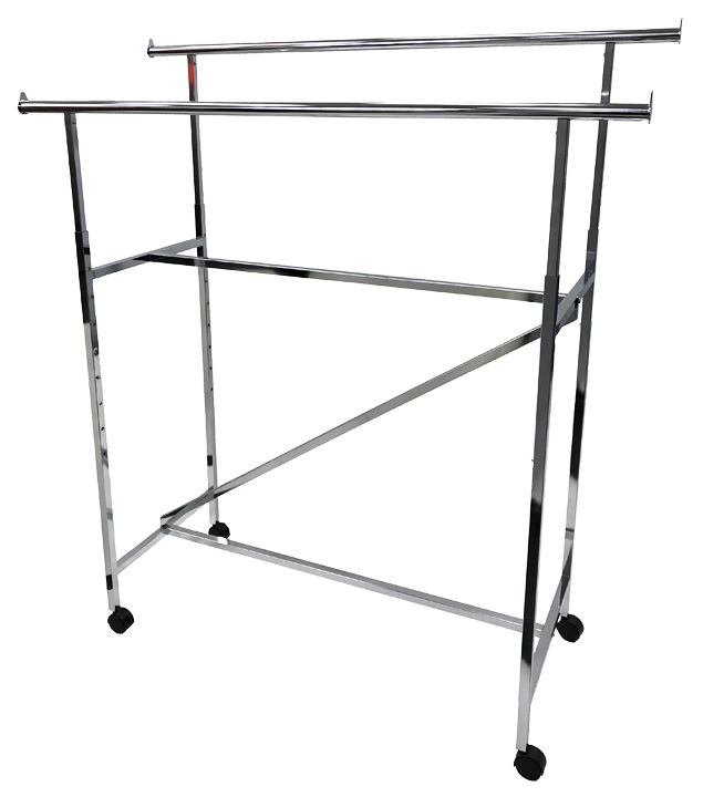 Closeout Heavy Duty Rectangle Rack - 99K41W