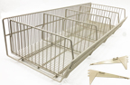 Closeout Wire Grid Basket - 18