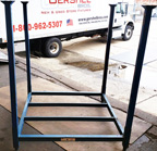 Used Stack Rack 48in.L X 49in.W X 60in.H - UPSRB