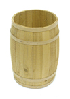 Wood Barrel - BD154