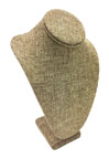 Burlap Shoulder Neckform - BLND1892