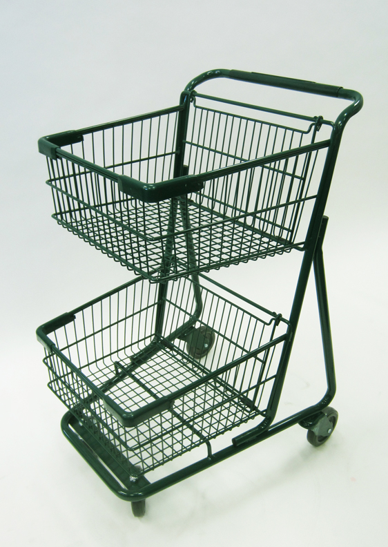 2 Level Shopping Cart - C2L