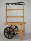 4 Level Display Cart - CART1