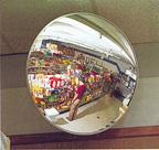 Indoor Convex Mirror - 18in.