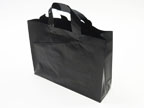 Medium Eco-Friendly Frosted Color Shopping Bags - EB13