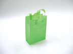 Small Eco-Friendly Frosted Color Shopping Bags - EB8
