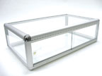 Aluminum Countertop Showcase - F3