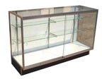 Front Opening Extra Vision Display Case - 48in. - FOEV1204