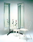 Alcove Mirror with Stand - FSM3