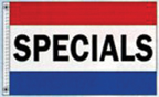 Specials Promotional Flag - FSP35