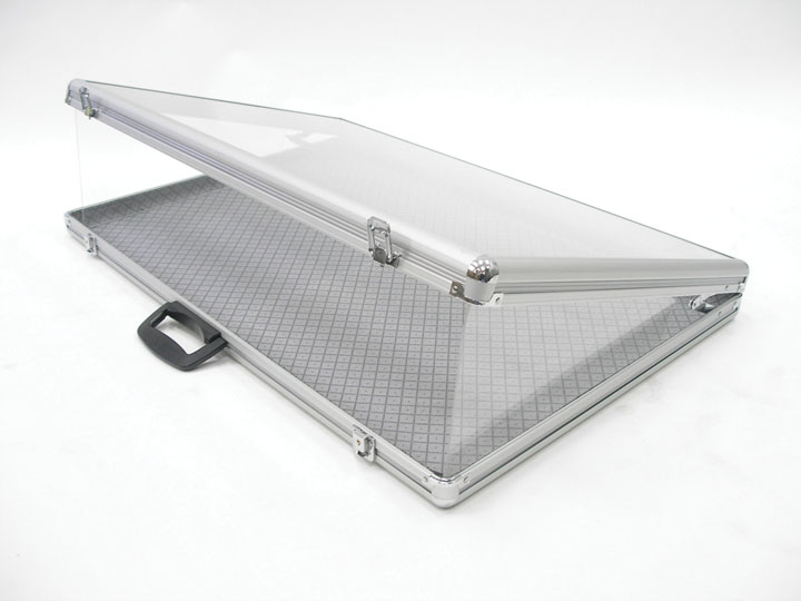 Glass-Top Display Case - GDT2