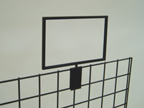 Gridwall Sign Holder - GH711