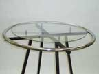 Glass Topper for Circle Rack - 30in. - KR30