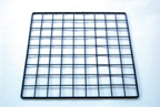 Plastic Coated Wire Grid Panels - GS14