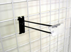 Gridwall Scanning Hooks - 4in. - GWAH4