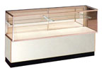 Half Vision Display Case - 48in. - HC1204