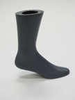 *Closeout/Used* Men's Sock Form in Grey - HM32