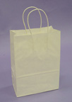Kraft Shopping Bags 14in.H x 10in.W x 5in.D - KSB10W