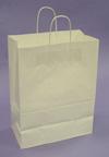 Kraft Shopping Bags 17 1/2in.H x 13in.W x 7in.D - KSB13W