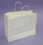 Kraft Shopping Bags 16 1/4in.H x 14in.W x 9 1/2in.D - KSB14W