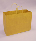 Kraft Shopping Bags 12 1/2in.H x 16in.W x 6in.D - KSB16N