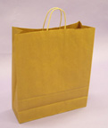 Kraft Shopping Bags 19in.H x 16in.W x 6in.D - KSB17N