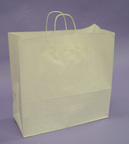 Kraft Shopping Bags 18 1/4in.H x 18in.W x 7in.D - KSB18W