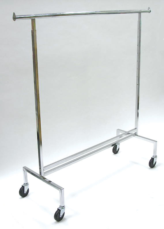Clothing Rack On Wheels Ksr1 Gershel Brothers