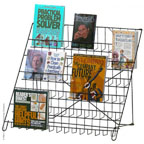 Counter Literature and Book Holder - L60B