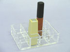 All Acrylic Lipstick Holder 12 Compartments - LS12