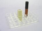 All Acrylic Lipstick Holder 24 Compartments - LS24