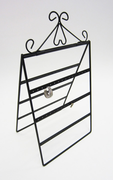 Metal Collapsible Earring Display - MCEB