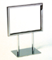 Mitered Corner Sign Holder - 7in. x 5 1/2in.