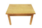 Wooden Small Table - NT1