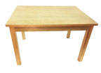 Wooden Large Table - NT3