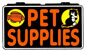 Pet Supplies Electric  Window Sign