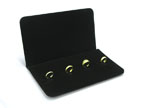 Ring Presentation Folder - Black Velvet - PFVB