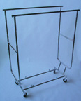 Double Bar Salesman Rack - RC2
