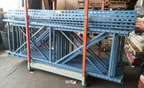 Used Republic Style Pallet Rack Uprights - UREPUR