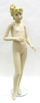 Female Child Mannequin - Right Arm Bent - RGTAK5