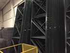 Used Ridg-U-Rack Upright Frames - 42
