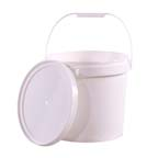 Replacement Wipe Dispenser Bucket - White - SANIBUCKETE