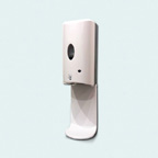 Touchless Hand Sanitizer Dispenser with Drip Tray - Wall Mount - SANIWMFMTRAYE