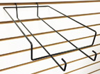 Economy Slat Wall Cap Holder - SLDC