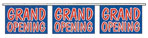 Grand Opening Pennants - SPP3