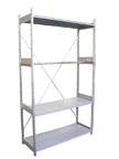 All Steel Stockroom Shelving - SSRS